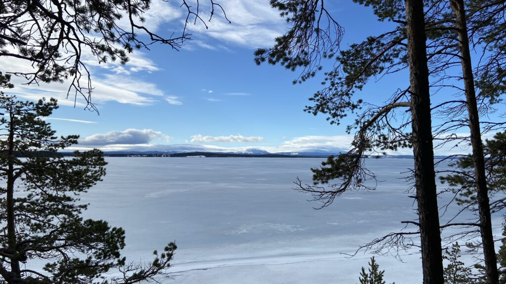 Bynäset Frösön Jämtland
